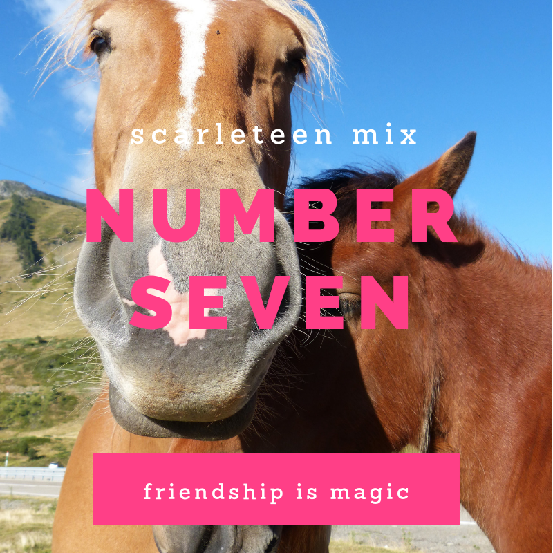 scarleteen mix # 7 - friendship is magic - photo of super cute ponies