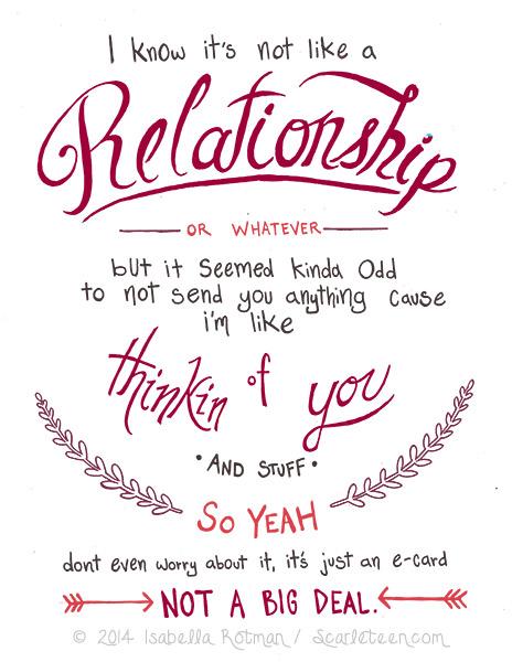 You uneasy E-cards threesome valentine
