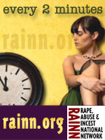 Get help and information on rape at RAINN