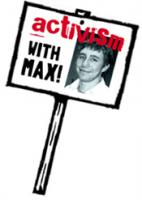 Activism with Max!