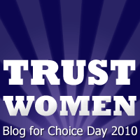 blog for choice 2010