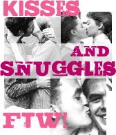 Kisses and Snuggles For The Win!