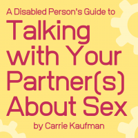 Book cover: Talking with Your Partners About Sex