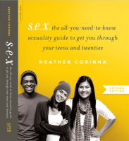 book cover for s.e.x by Heather Corinna