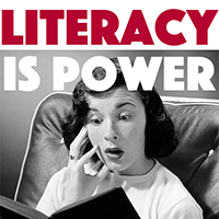 literacy is power