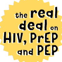 information about PrEP and PEP for HIV prevention