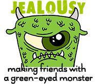 The green monster jealousy