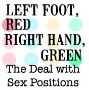 Left Foot, Red, Right hand, Green: The Deal with Sex Positions (and Twister)
