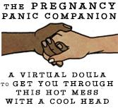 A virtual doula to get you through this hot mess with a cool head